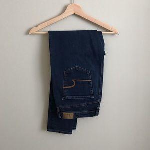 American Eagle // Super Hi-Rise Skinny Jeans